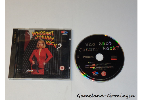 Who Shoot Johnny Rock? (Compleet)