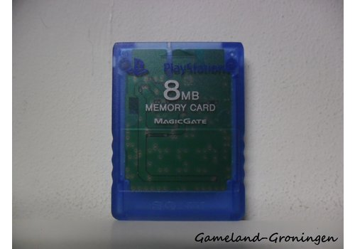 Original Memory Card 8MB (Blue)