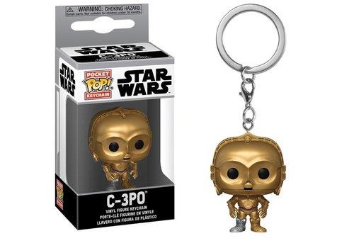 Star Wars Pocket POP Keychain - C-3PO
