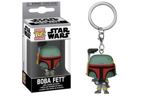 Star Wars Pocket POP Keychain - Boba Fett