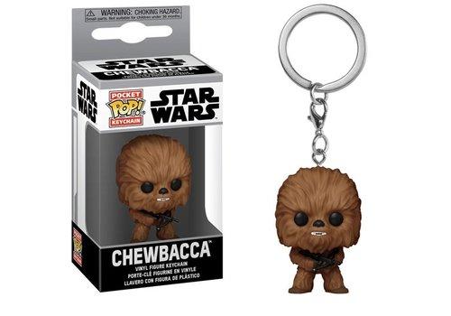 Star Wars Pocket POP Keychain - Chewbacca