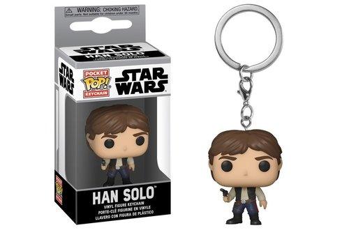 Star Wars Pocket POP Sleutelhanger - Han Solo