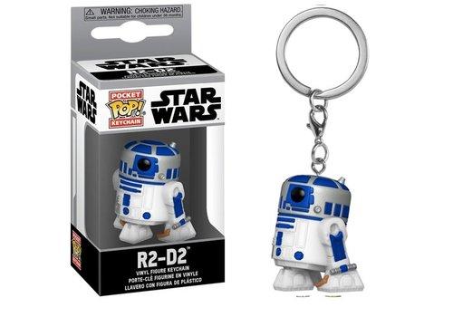 Star Wars Pocket POP Sleutelhanger - R2-D2