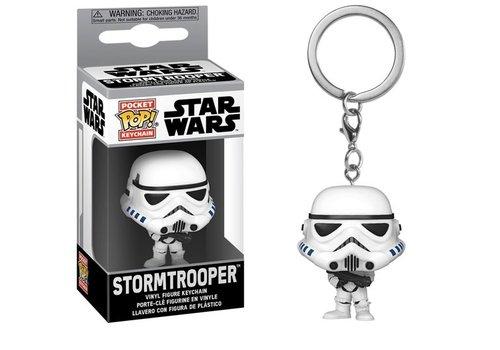 Star Wars Pocket POP Keychain - Stormtrooper