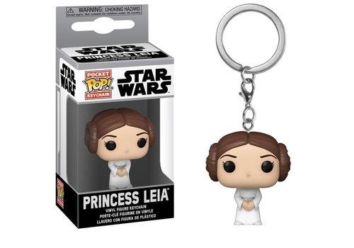Star Wars Pocket POP Sleutelhanger - Princess Leia