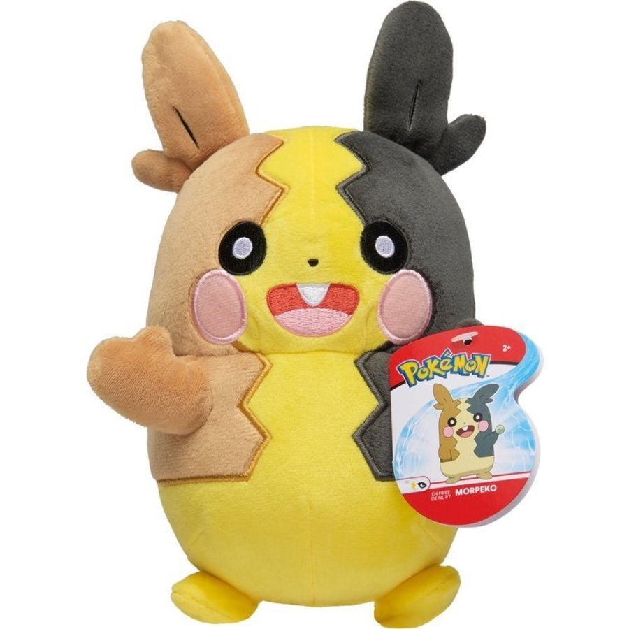Pokémon - Morpeko Plush 20 cm (New)