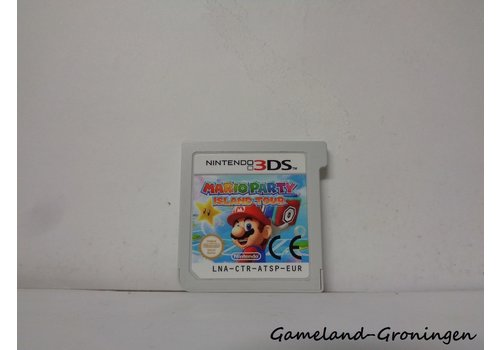 Mario Party Island Tour (EUR)