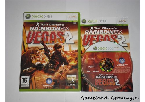 Tom Clancy's Rainbow Six Vegas 2 (Compleet)