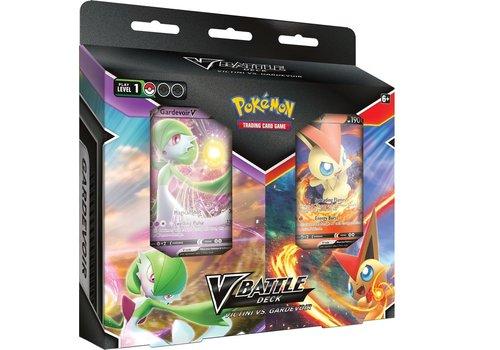 Pokémon TCG - V Battle Decks Bundle Victini vs. Gardevoir