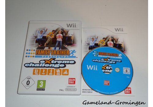 Family Trainer Extreme Challenge (Complete, EUR)