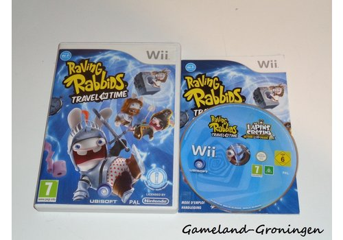 Raving Rabbids Travel in Time (Compleet, FAH)