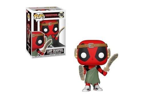 Deadpool 30th Anniversary POP! - LARP Deadpool