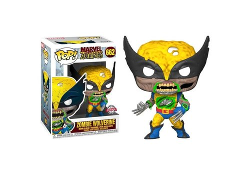 Marvel Zombies POP! - Wolverine 10 Inch