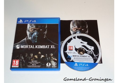 Mortal Kombat XL (Complete)