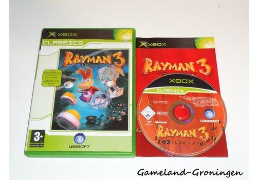 Rayman 3 Hoodlum Havoc (Complete, Classics)