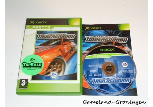 Need for Speed Underground (Compleet, Classics)