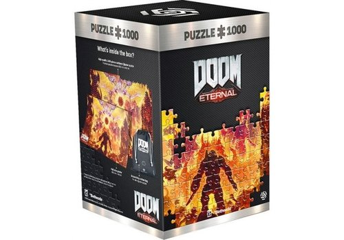 Doom Eternal - Mykir Puzzle