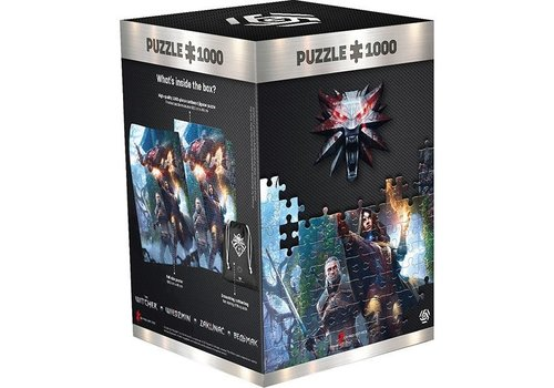 The Witcher - Yennefer Puzzle