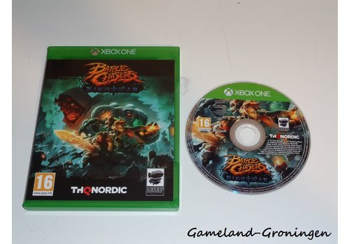 Battle Chasers Nightwar (Complete)