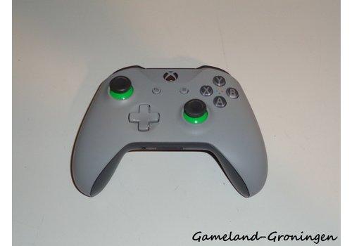 Xbox One Wireless Controller (Grijs/Groen)