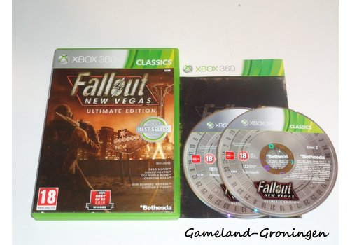 Fallout New Vegas Ultimate Edition (Compleet, Classics)