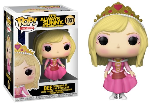 It's Always Sunny in Philadelphia POP! - Princess Dee
