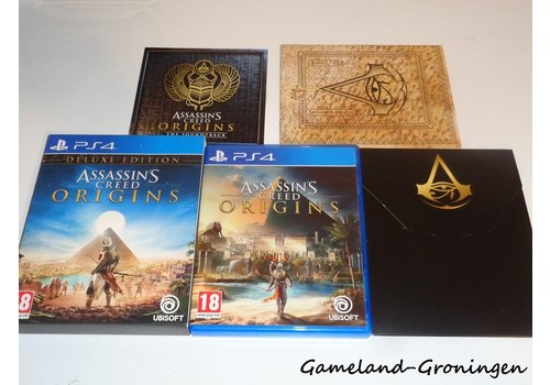 Assassin's Creed Origins Deluxe Edition (Compleet)