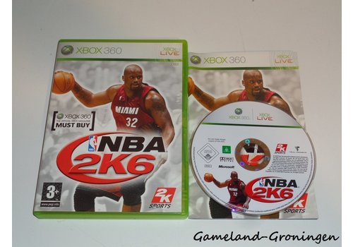 NBA 2K6 (Compleet)