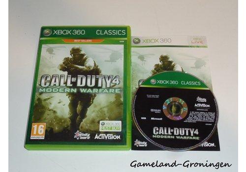 Call of Duty 4 Modern Warfare (Compleet, Classics)