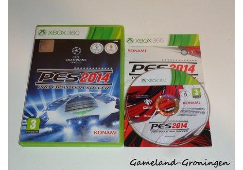 Pro Evolution Soccer 2014 (Compleet)