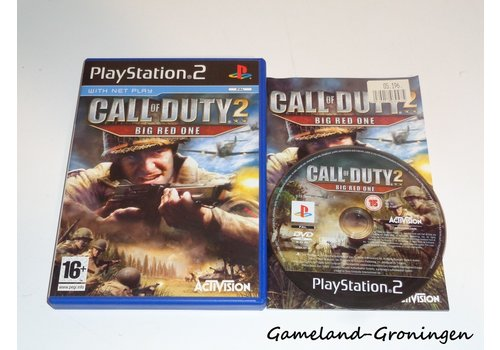 Call of Duty 2 Big Red One (Compleet)