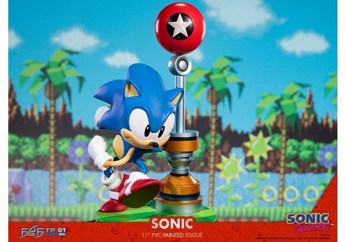 Sonic the Hedgehog - Sonic PVC Statue 30 cm