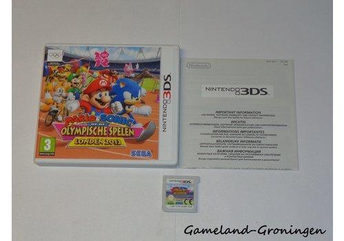 Mario & Sonic Op De Olympische Spelen Londen 2012 (Boxed, HOL)