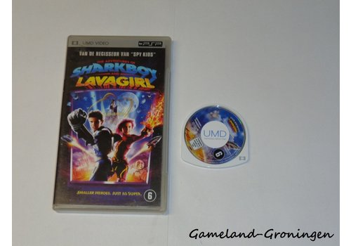 The Adventures of Sharkboy and Lavagirl (Film)