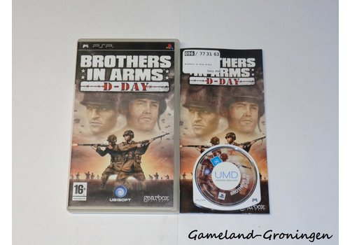 Brothers in Arms D-Day (Compleet)