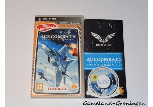 Ace Combat X Skies of Deception (Complete, PSP Essentials)