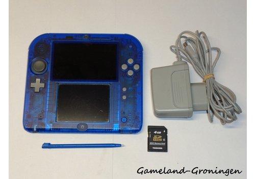 Nintendo 2DS met Stylus & Oplader (Blauw)