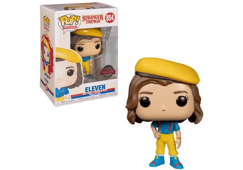 Stranger Things POP! - Eleven in Yellow Outfit