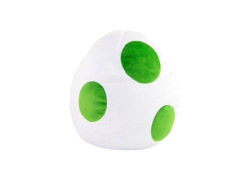 Super Mario - Mocchi-Mocchi Yoshi Egg Knuffel 33 cm