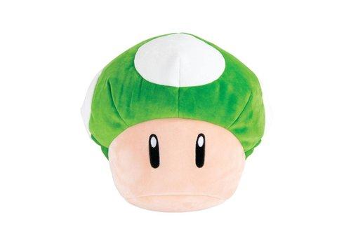 Super Mario - Mocchi-Mocchi 1-Up Mushroom Knuffel 36 cm