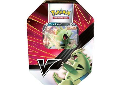 Pokémon TCG - Summer Tin V Strikers Tyranitar