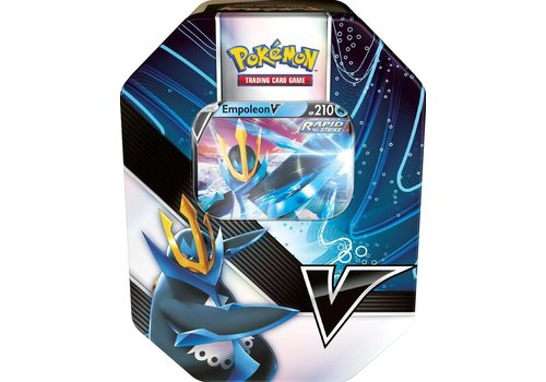 Pokémon TCG - Summer Tin V Strikers Empoleon