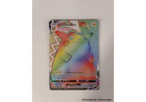 Pokémon TCG - Vmax Vivid Voltage Rainbow Card Pikachu 188/185