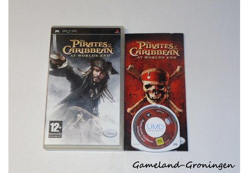 Disney's Pirates of the Caribbean At World's End (Complete)