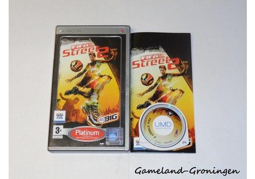 FIFA Street 2 (Complete, Platinum)