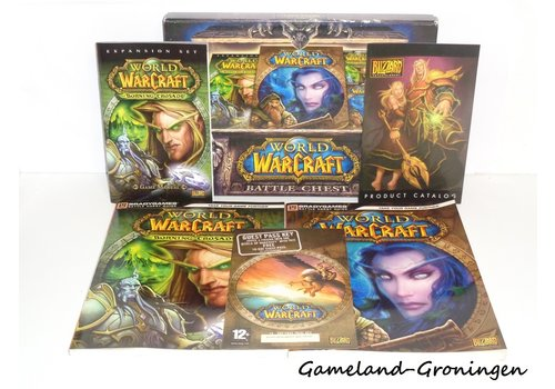 World of Warcraft Battle Chest (Strategy Guide)