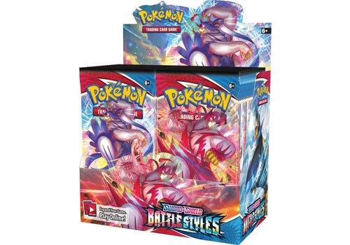 Pokémon TCG - Sword & Shield Battle Styles Booster Box