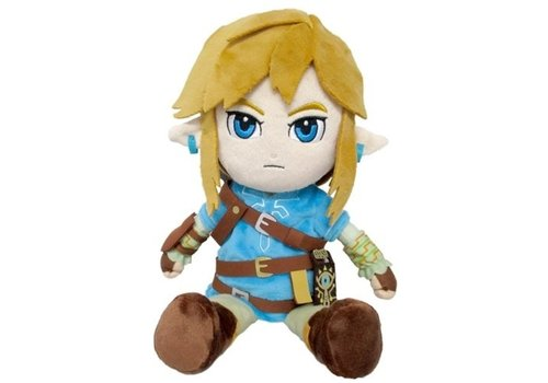 Zelda Breath of the Wild - Link Plush 30 cm