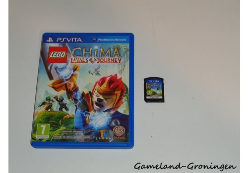 Lego Legends of Chima Laval's Journey (Complete)