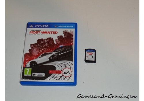 Need for Speed Most Wanted (Complete)